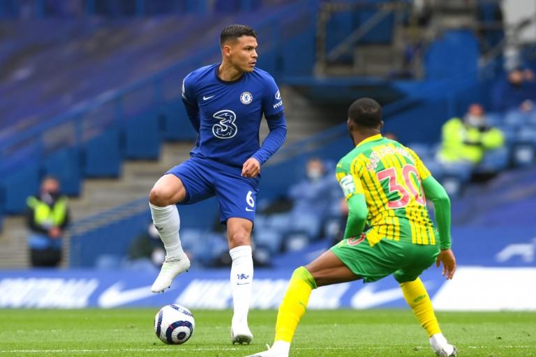 Recrue estivale de Chelsea, Thiago Silva en dit plus sur son avenir chez les Blues.