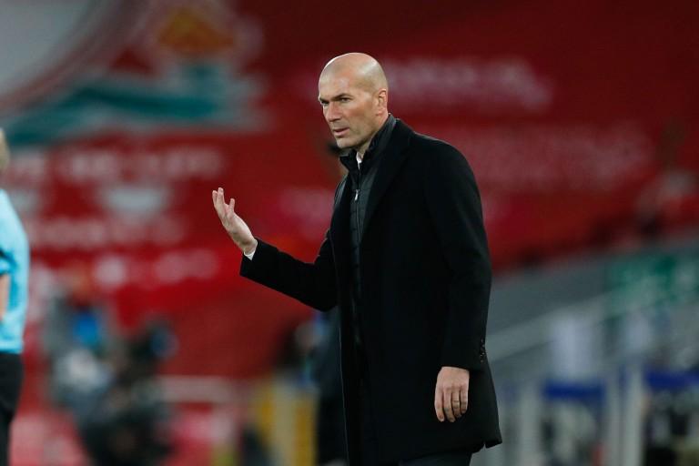 Zinédine Zidane est incertain sur son avenir au Real Madrid.