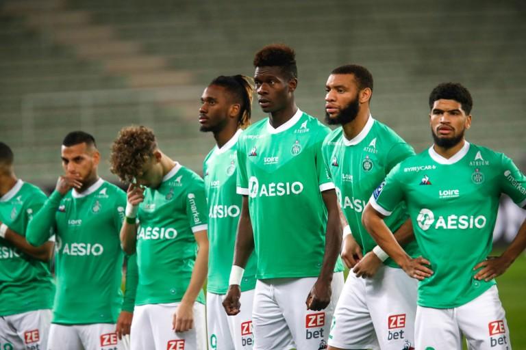 L'ASSE sans Cissé et Moukoudi contre Lille