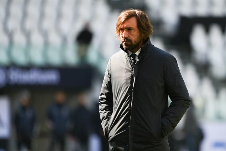 Andrea Pirlo menacé à la Juventus