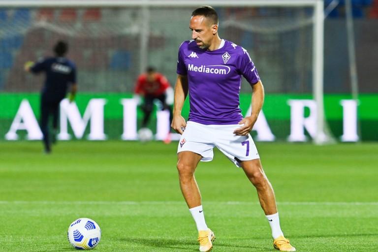 Mercato OM : Franck Ribéry veut continuer en Italie.