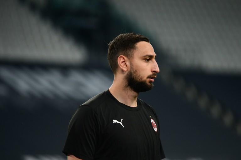 Gianluigi Donnarumma quitte l'AC Milan