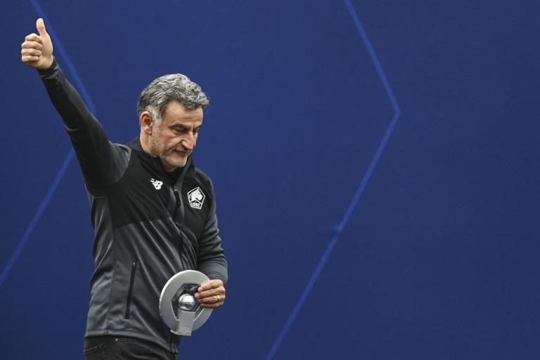 Christophe Galtier n'est plus l'entraîneur du LOSC.
