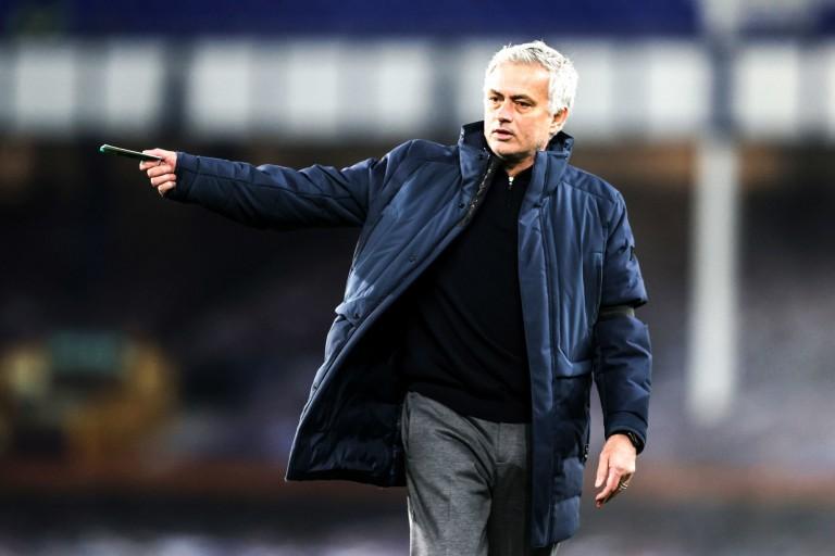 José Mourinho libéré par Tottenham