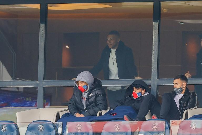 Kylian Mbappé espéré contre City