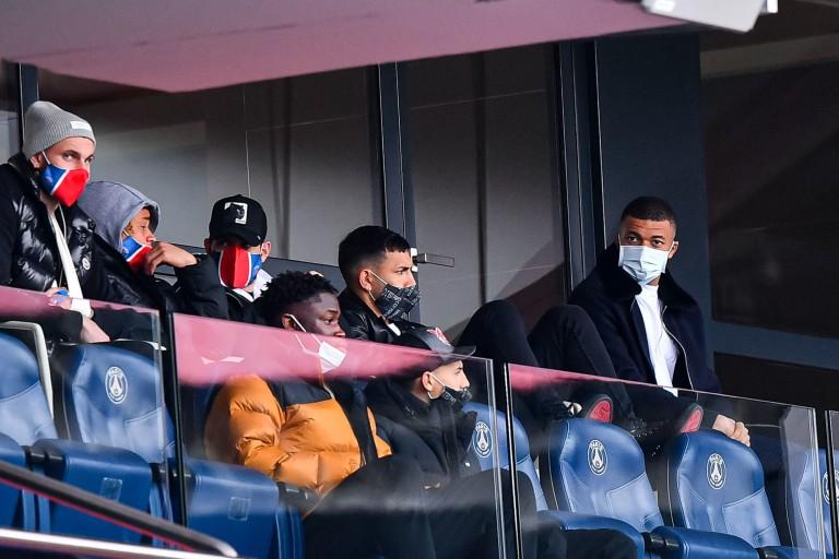 Kylian Mbappé incertain contre City