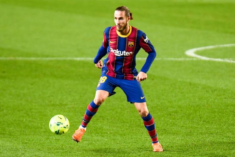 Le Barça prolonge Oscar Mingueza
