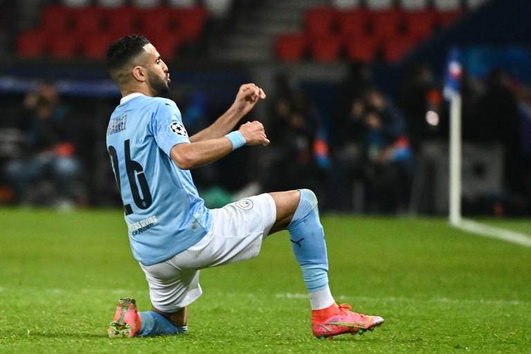 Riyad Mahrez vers une prolongation à Manchester City ?