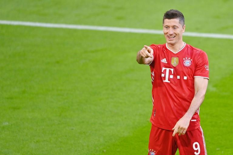 Lewandowski sur les tablettes du PSG
