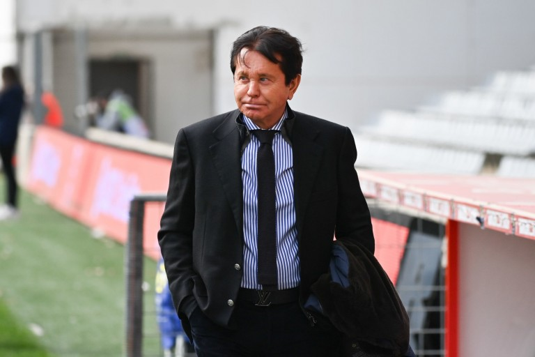 Waldemar Kita, président du FC Nantes.