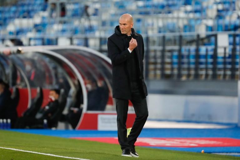 Le poste de Zinédine Zidane est en jeu au Real Madrid.