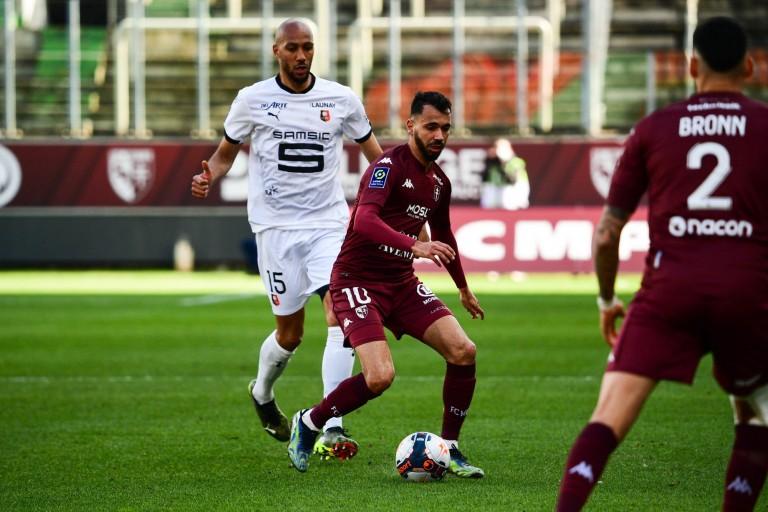 Farid Boulaya devrait quitter le FC Metz.