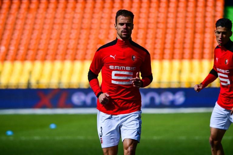 Damien Da Silva va quitter le Stade Rennais cet été.
