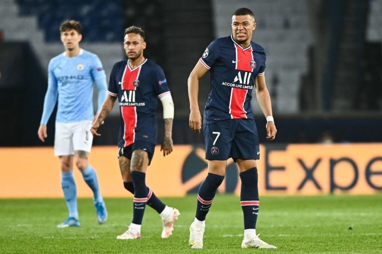 Kylian Mbappé est incertain pour la 1/2 finale de LDC retour entre Man City et le PSG.