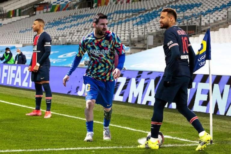 Mercato PSG : Un rio Messi-Neymar-Mbappé MNM