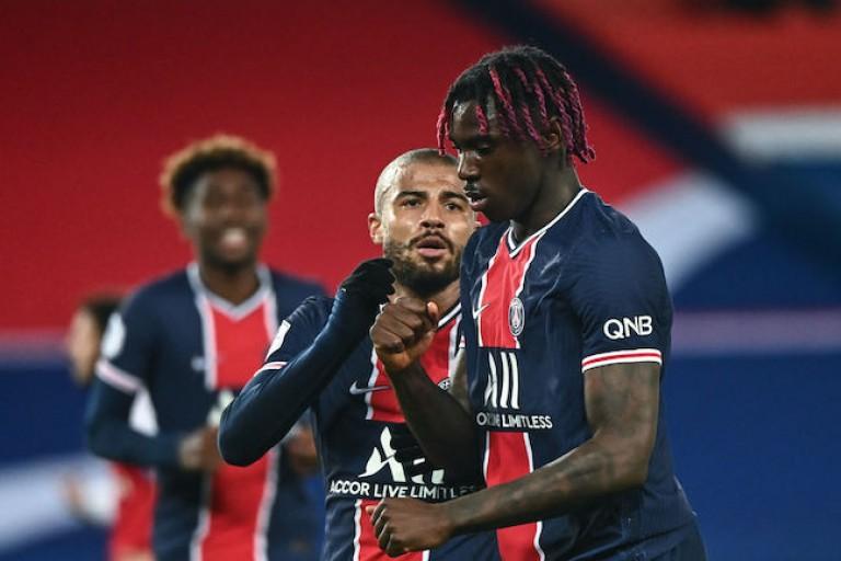 Mercato PSG : Moise Kean veut bien rester au Paris Saint-Germain