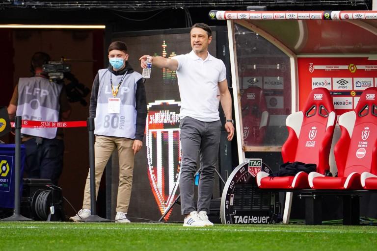 Niko Kovac ne veut pas mettre la pression à Monaco.