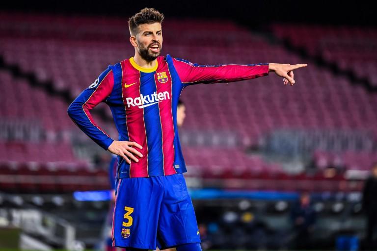 Piqué croit encore aux chances de sacre du FC Barcelone en Liga.