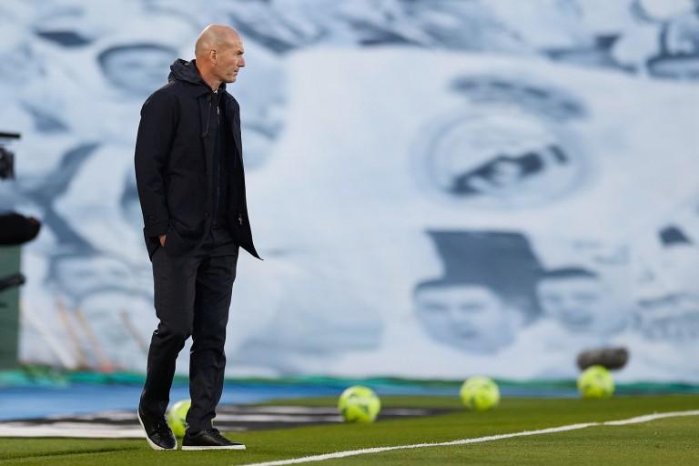 Zinedine Zidane prêt à quitter le Real Madrid cet été ?