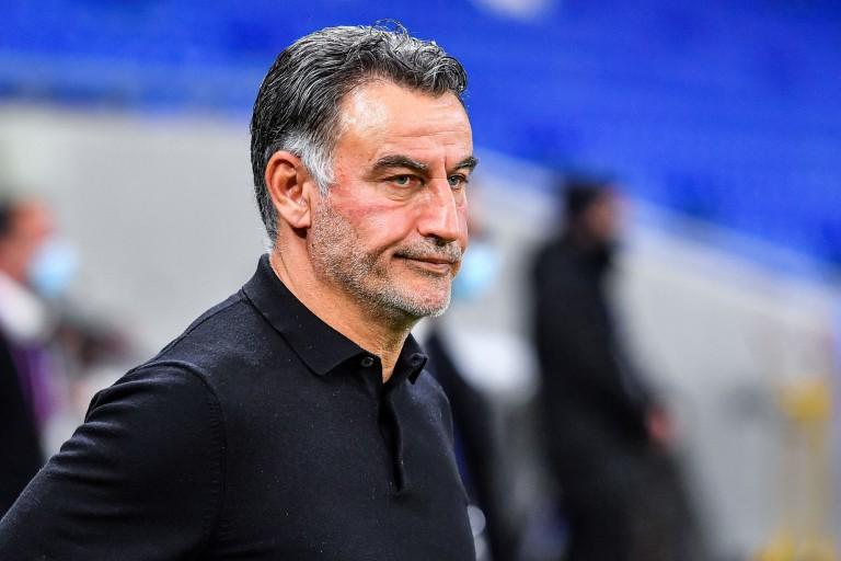 L'entraineur Christophe Galtier a décidé de quitter le LOSC.