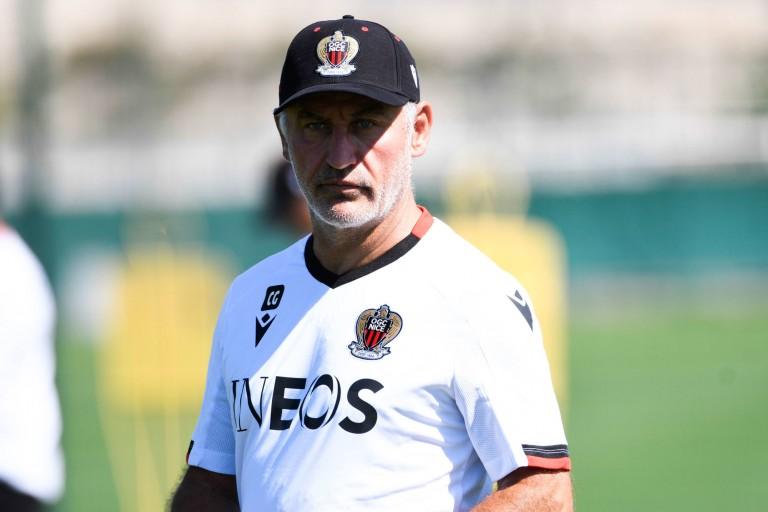 Christophe Galtier est le nouvel entraîneur de l'OGC Nice.