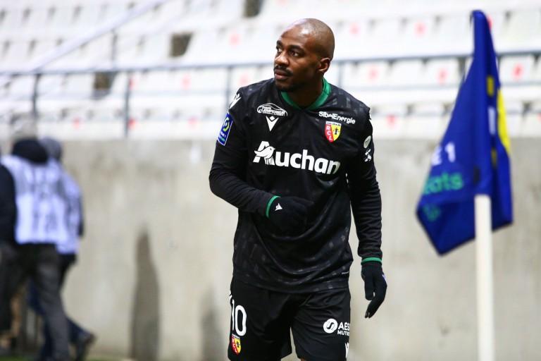 Le RC Lens menacé pour Gaël Kakuta
