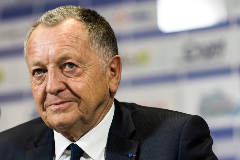 Jean-Michel Aulas, le président de l' OL, donne le ton pour le mercato estival.