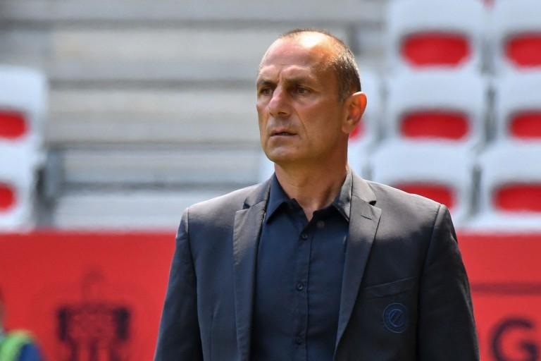 Der Zakarian nouveau coach du Stade Brestois