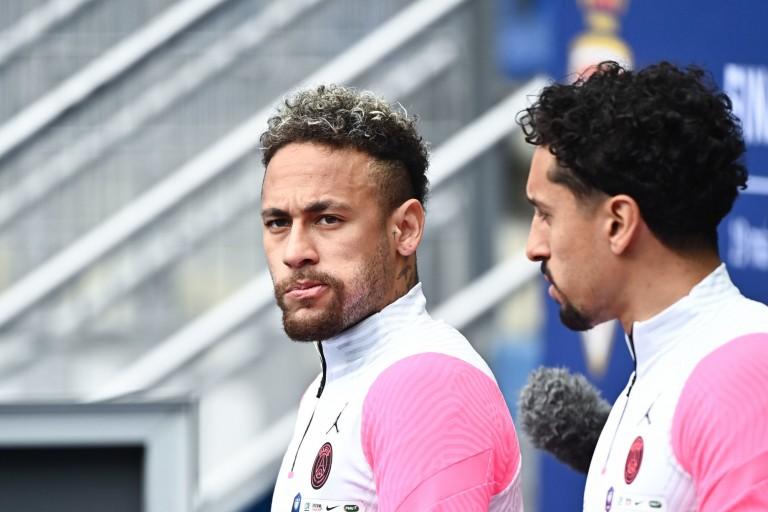 Neymar Jr et Marquinhos privés de JO