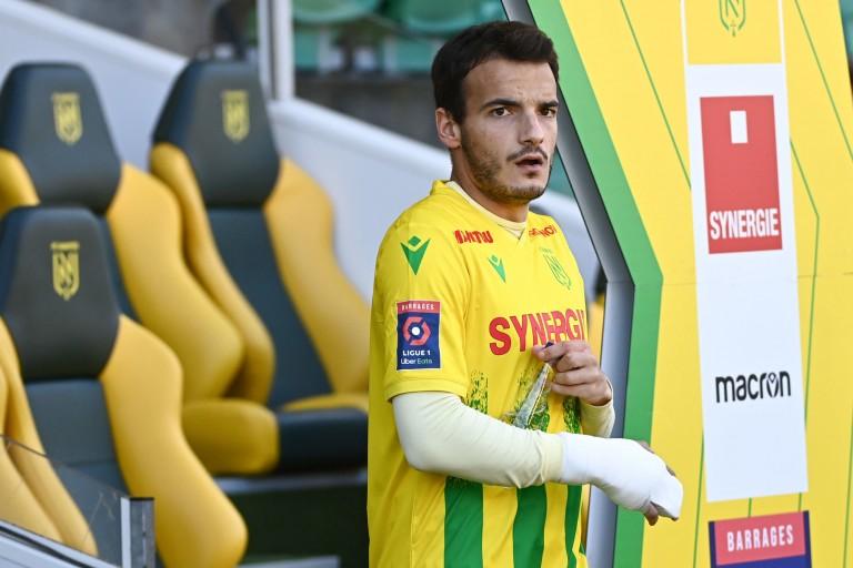 Pedro Chirivella a vécu une saison difficile avec le FC Nantes.