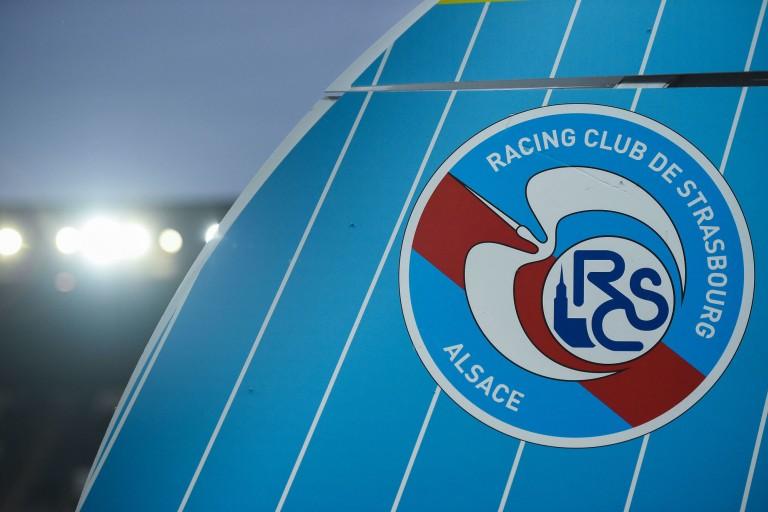 Le RC Strasbourg prêt Maxime Bastian