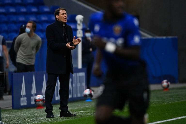 Rudi Garcia écarté par Everton