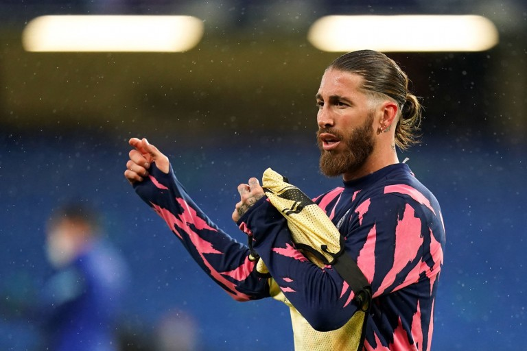 Sergio Ramos parti pour signer au PSG