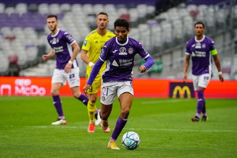Toulouse FC : Amine Adli plait à l' OM et au Milan AC