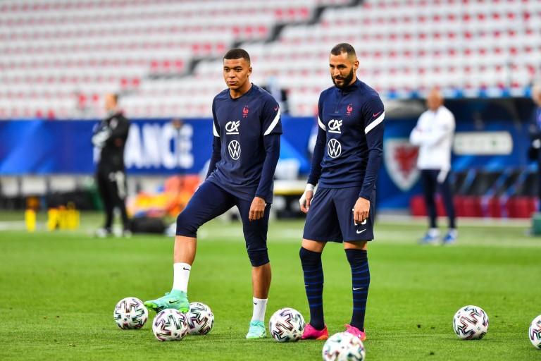 PSG Mercato : Karim Benzema attend Kylian Mbappé au Real Madrid.