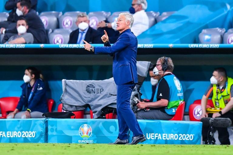 Didier Deschamps, sélectionneur de l'Equipe de France.