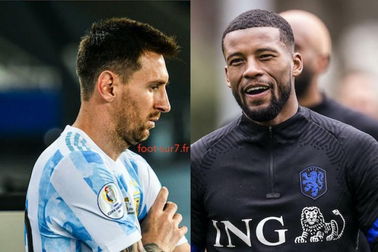 Mercato PSG  : Lionel Messi a tenté de détourner Georginio