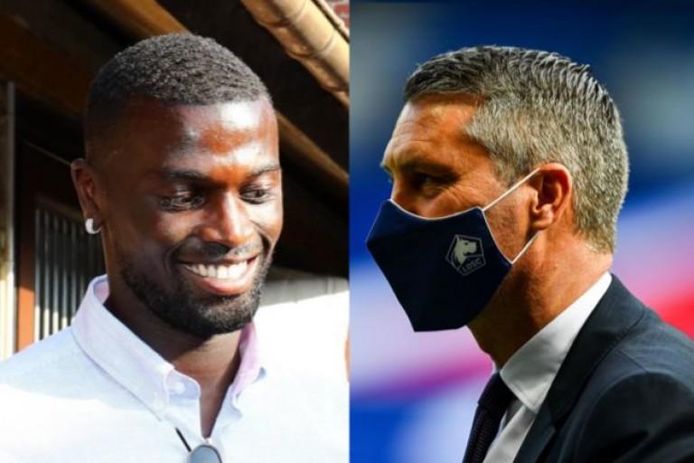Stade Rennais Mercato : Olivier Létang semble négocier avec M'Baye Niang.