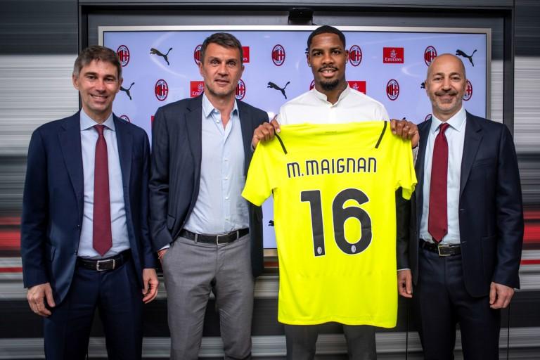 Le LOSC cherche un successeur à Mike Maignan qui a rejoint l'AC Milan.