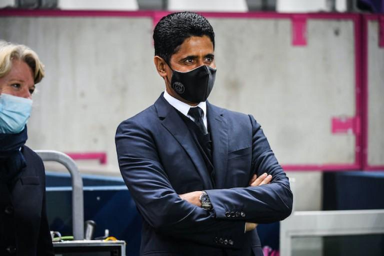 Le PSG et Nasser Al-Khelaïfi abandonnent la piste Serge Aurier.
