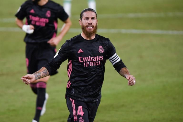 Sergio Ramos fait ses adieux au Real Madrid.