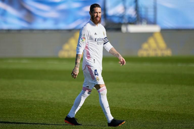 Mercato PSG : Leonardo discute avec Sergio Ramos.