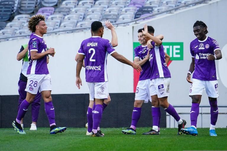 Toulouse FC peut remonter en Ligue 1