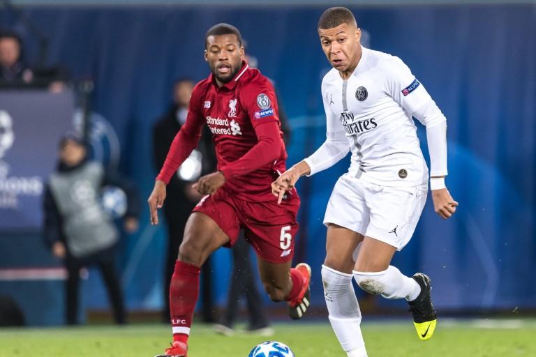 Mercato PSG : Mbappé salue le recrutement de Wijnaldum.