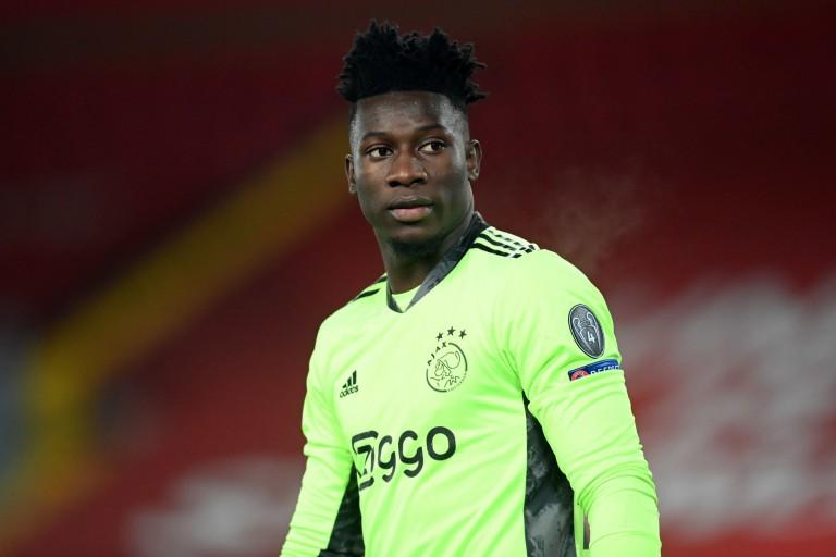 André Onana encore loin de signer à Lyon