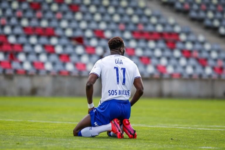 Boulaye Dia vers un départ du Stade de Reims