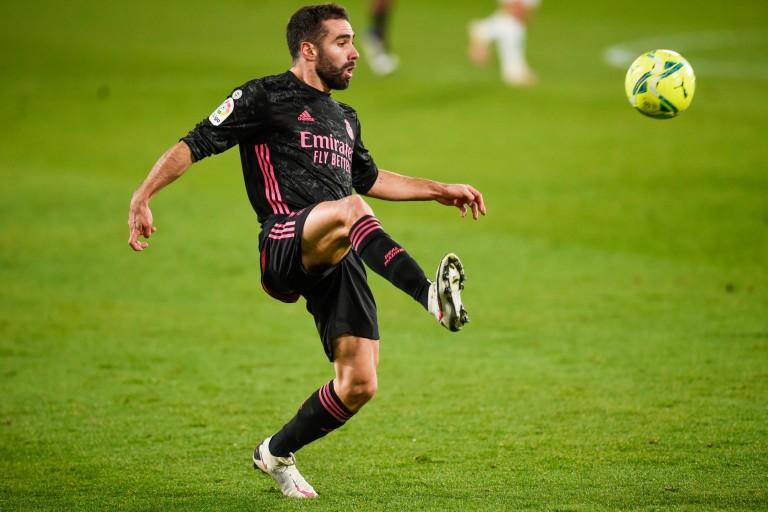 Dani Carvajal dans le dur au Real Madrid
