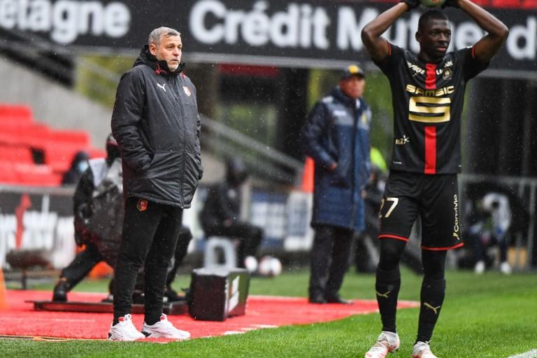 Traoré nouveau capitaine du Stade Rennais