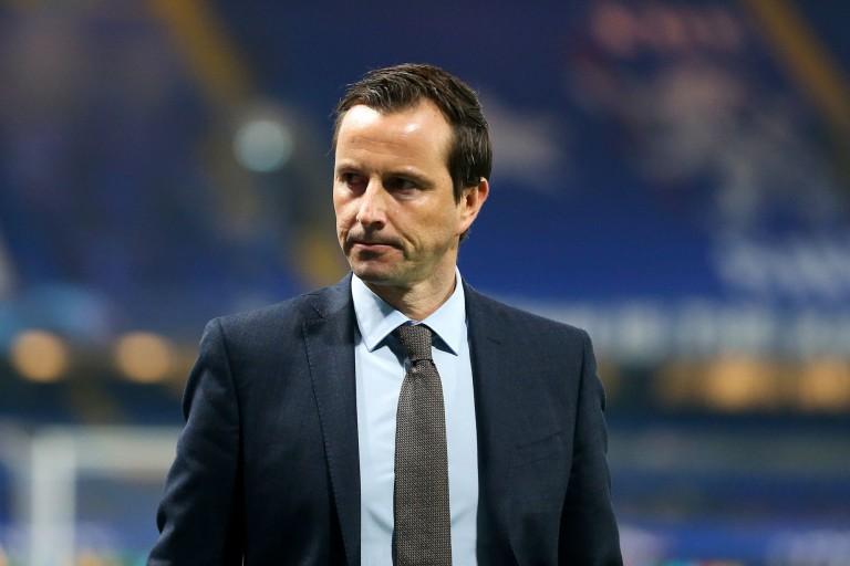 Julien Stéphan, nouvel entraîneur du RC Strasbourg.