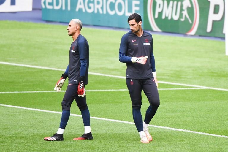 Sergio Rico vers un départ du PSG
